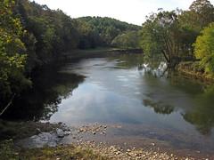 New River (Mouth of Wilson, Virginia, USA) 1 (James St. John) Tags: new river mouth wilson virginia antecedent stream streams rivers