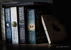 Books.... (kirby126) Tags: game thrones book books natural light canon6d canon70200f4i