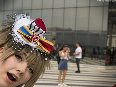 _MG_2784 (Mauro Petrolati) Tags: kotori minami love live muse kotobomb kotorbomb romics 2016 ottobre cosplay cosplayer laura funny school idol project