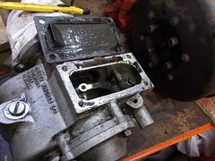 Top Plate removed - Fairey Overdrive (37114) Tags: fairey overdrive rebuild