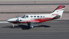 Cessna 425 Conquest I N979SL (ChrisK48) Tags: 1981 aircraft airplane cessna425 conquesti dvt kdvt n979sl phoenixaz phoenixdeervalleyairport wasn6885p