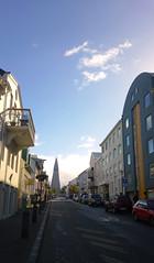 Reykjavk -   ( ) Tags: iceland   reykjavik urban city  building hallgrimskirkja  church