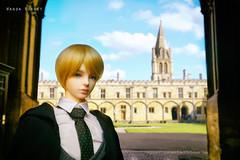 Oxford (Wanda ) Tags: bjd iplehouse england travel nyid eddie ra