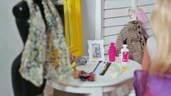 New Bedroom (Fher Dolls) Tags: barbie basics teresa woman wonder