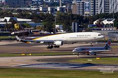 N276UP UPS MD11F 16R YSSY-7113 (A u s s i e P o m m) Tags: mascot newsouthwales australia au ups md11f mcdonnelldouglas syd yssy sydneyairport