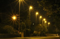 Streetlight starbursts (doreen_maclennan) Tags: streetlights street lights star burst starbursteffect pretty