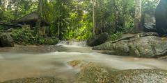 Kathu waterfall number 1 (raypokai) Tags: kathu phuket thailand waterfall fujixt1