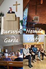 Gudstjänster på Gotland 27/9 under Svalkanhelgen