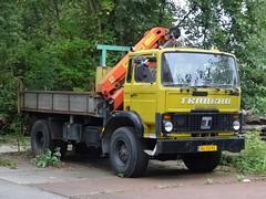 1985 Terberg T1150 (harry_nl) Tags: netherlands nederland 2016 vinkeveen terberg t1150 truck