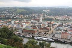 Passau/Germany (© Philipp Hamedl) Tags: passau germany deutschland danube donau inn ilz