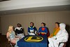Legion of Superheroes (Adam Antium) Tags: dragon con convention 2015 lightning lad legion superheroes super hero heroes costume cosplay costumes dc comic comics books book spandex lycra tight tights adam antium superboy star boy dream girl photoshoot photo shoot