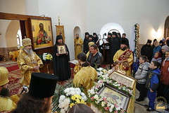 145. The Laying of the Foundation Stone of the Church of Saints Cyril and Methodius / Закладка храма святых Мефодия и Кирилла 09.10.2016
