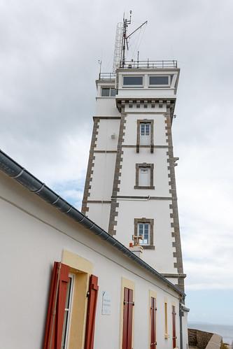 Sémaphore de la pointe Saint-Mathieu