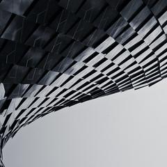 skin (zecaruso) Tags: expo2015 milano rho vanke daniellibeskind architettura architecture bn bw bianconero nikond300 zecaruso zeca ze ze zequadro cicciocaruso explore