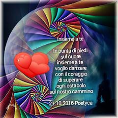 Insieme a te (Poetyca) Tags: featured image immagini e poesie sfumature poetiche poesia