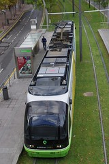 23.10.2016 Euskotren Tranbia Bilbao (Jordi Carreo) Tags: euskotren trambiabilbao caf bilbao tranva streetcar