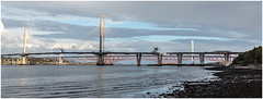 Forth Bridges No48 - 21-10-16 (Jistfoties) Tags: forthbridges newforthcrossing queensferrycrossing pictorialrecord forth southqueensferry construction civilengineering
