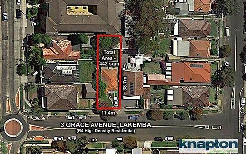 3 Grace Avenue, Lakemba NSW 2195