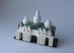 Basilica di San Marco (JETfri) Tags: lego microscale architecture venice venezia 21026 sanmarco basilica