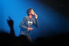 Mike Floss opens for Waka Flocka (blakelanser) Tags: waka flocka flam iowa state univeristy concert rap rapper music mike floss blake lanser