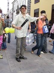 319128557 (FIC. Festival Internacional clownbaret) Tags: festivalinternacionalclownbaret fic 2006 la laguna clown fools militia