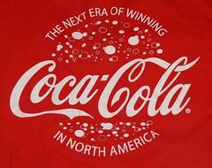 Coca Cola the next era of winning in North America (itstayedinvegas-4) Tags: graphicteeshirts cocacola coke red softdrink