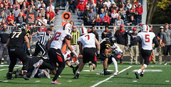 38 (dordtfootball2014) Tags: dordt northwestern