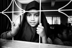 indonesia - lombok (mauriziopeddis) Tags: indonesia lombok ben bn bianconero blackandwhite portrait ritratto ritratti portraits student school scuola studente