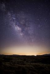 Milky Way over the Phoenix Valley (Abbeenormal - Abbee Day) Tags: milkyway night nightsky nightphotography arizona longexposure