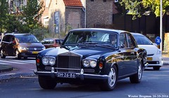 Rolls Royce Corniche 1968 (XBXG) Tags: dh2686 rolls royce corniche 1968 rollsroycecorniche rollsroyce rr v8 coup coupe luxury luxe overveen nederland holland netherlands paysbas vintage old classic british car auto automobile voiture ancienne anglaise uk engeland england