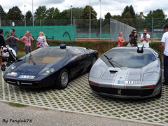 Isdera Imperator 118i (fangio678) Tags: festival bugatti molsheim 18 09 2016 voituresanciennes ancienne collection cars classic coche oldtimer youngtimer isdera allemande imperator 118i