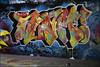 Slam (Alex Ellison) Tags: slam ctr cityrollers mhb night northlondon urban graffiti graff boobs