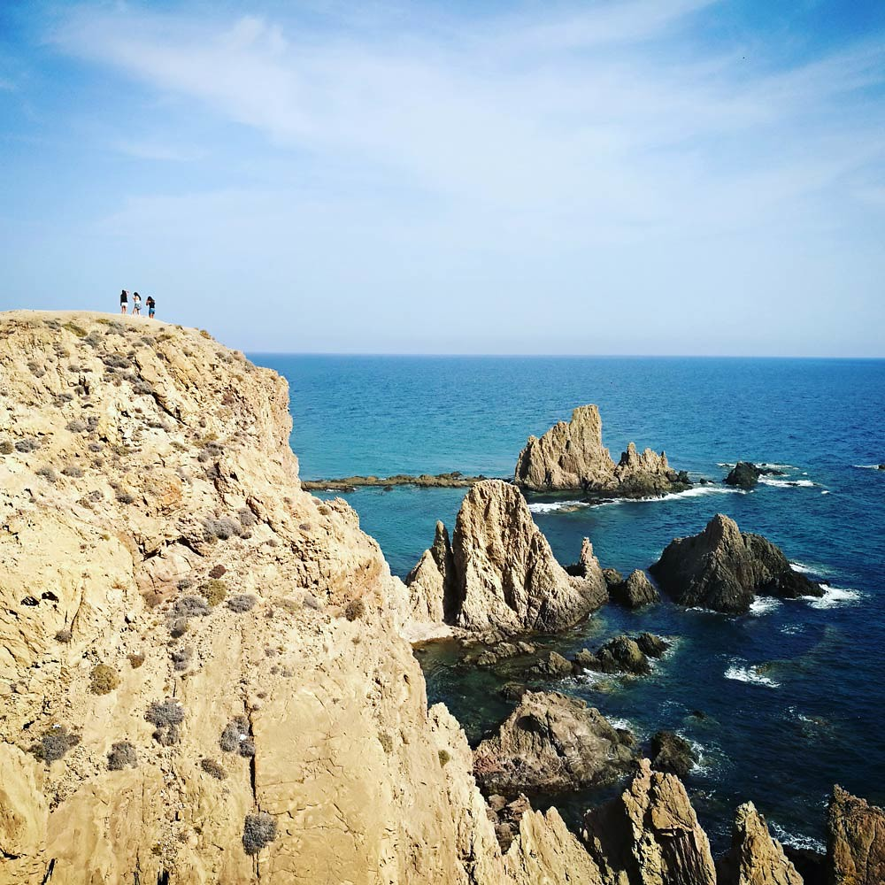 The world 39 s most recently posted photos of azulejos and for Cabo de gata spain