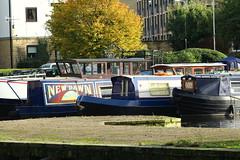 Leeds Liverpool Canal. Apperly Bridge Marina Bradford (jdathebowler Thanks for 900,000+ views.) Tags: canalrivertrust leedsliverpoolcanal apperlybridgemarinabradford canal barges canalandrivertrust moorings