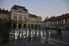 Eger (snoeziesterre) Tags: reizen treinreizen nvbs sne 2016 hongarije sloveni oostenrijk treinen trains traintravels traveling eger fontein