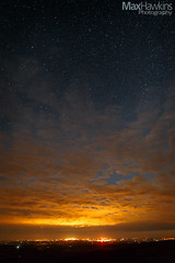 South Pembrokeshire under the night (Max Hawkins) Tags: clouds evening galaxy hills nature night nightsky outdoors pembrokeshire pembs preseli sky space starry stars uk wales