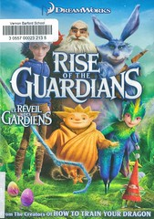 Rise of the Guardians (Vernon Barford School Library) Tags: chrispine alecbaldwin judelaw islafisher hughjackman dreamworks dreamworkshomeentertainment guardiansofchildhood williamjoyce goodandevil spirits heroes jackfrost fictitiouscharacters fictionalcharacters easterbunny animation animations animated fantasy vernon barford library libraries new recent video videos film films junior high middle school covers cover videocase videocases dvd dvds dvdcase dvdcases fiction fictional movie movies comedy comedies motionpicture motionpictures santaclaus santa toothfairy sandman legends