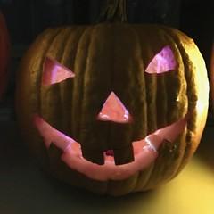Grampa's Punpkin (Brian Sawyer) Tags: pumpkin jackolantern buz william grampa