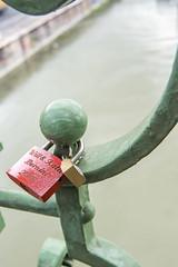 Nachwuchs - Upgrade out of love (ralfkai41) Tags: schlsser gelnder symbol love nachwuchs padlock bridge liebe brcke offspring