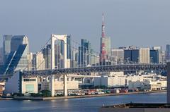 DSC_3173 (mkk3a) Tags: japonia odaiba rainbowbridge tokio tokyo tokyotower
