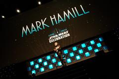 Mark Hamill - Star Wars Celebration London 2016 (CC Chapman) Tags: starwars starwarscelebration swcepics markhamill lukeskywalker swce
