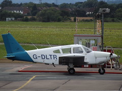 G-DLTR Piper Cherokee (Aircaft @ Gloucestershire Airport By James) Tags: gloucestershire airport gdltr piper cherokee pa28 egbj james lloyds