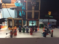 The Legion of Carnage! (duncanyoung1) Tags: carnage lego league justice