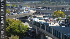 Congestion to Mariner Game - Aug 24, 2016 (Jeffxx) Tags: seattle mariners safeco baseball traffic congestion arrive jam royal brougham game 2016 august field garage century link clink fee parking