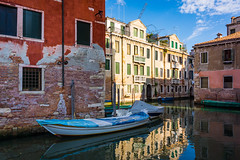 Off the beaten path in Venice (Vic Zigmont) Tags: italy2016 venice