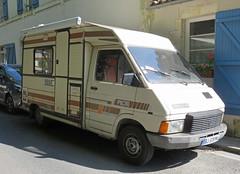 Renault Trafic Pilote Motorhome (Spottedlaurel) Tags: renault trafic pilote