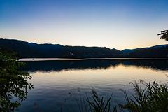Blue Hour - Bled, Slovenia (danjama) Tags: bled slovenia triglav lake balkans water reflections bledlake lakebled bohinj jezero travel canon6d landscape waterscape 2035mm usm