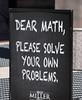 Dear Math... (Peter_Cameron) Tags: olympusep1 olympus40150mmf3545
