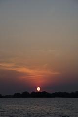 Sunset on the Zambezi (XNBZ) Tags: zambia africa zambeziriver