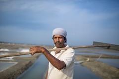 At Marakanam (Akilan T) Tags: sigmaart sigma canon5dmk3 canon akilanphotography portrait akilan salt worker saltpanworker saltpan chennai tamilnadu marakanam